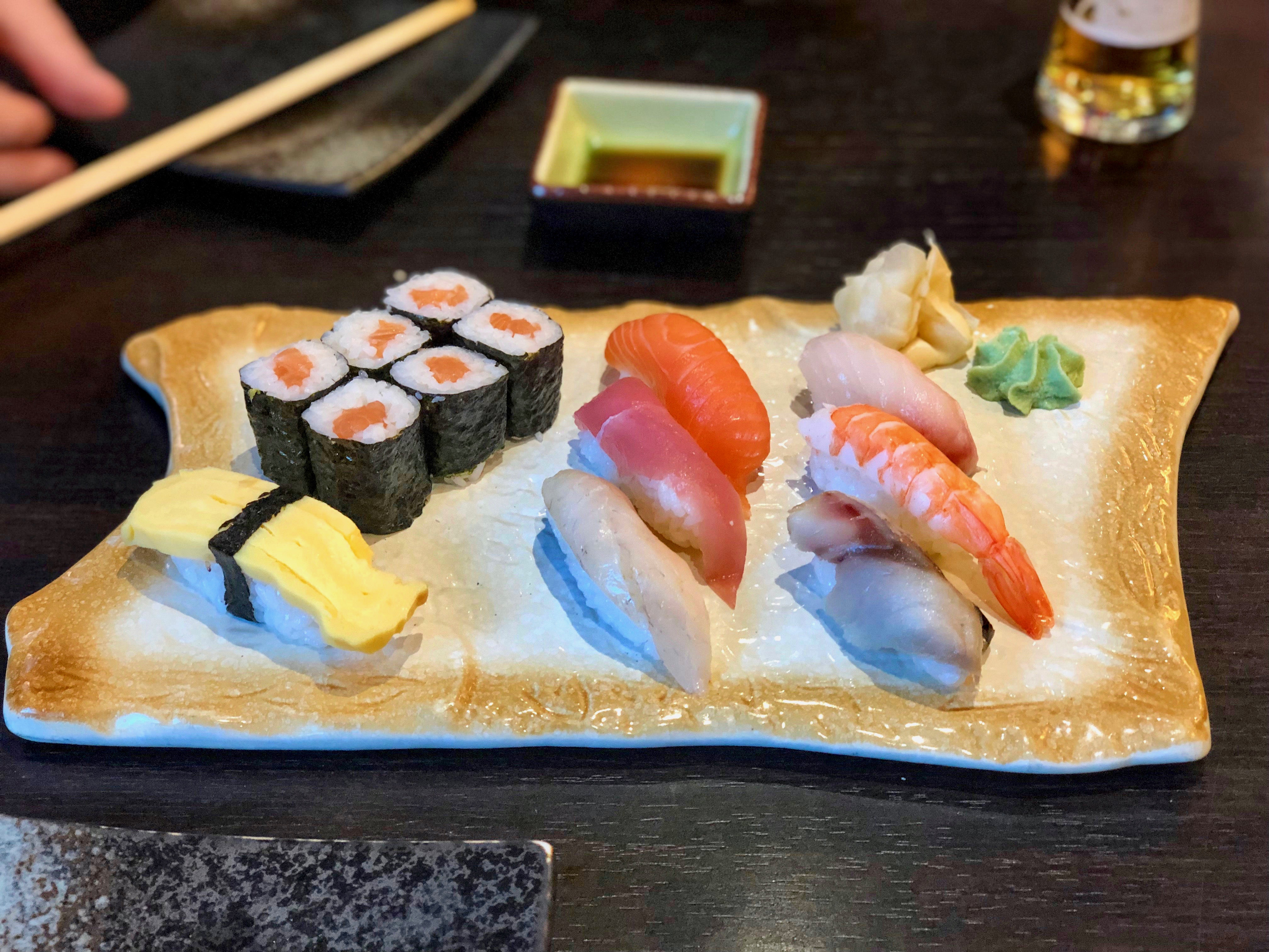 Where to Find the Best Sushi in Leeds City Centre