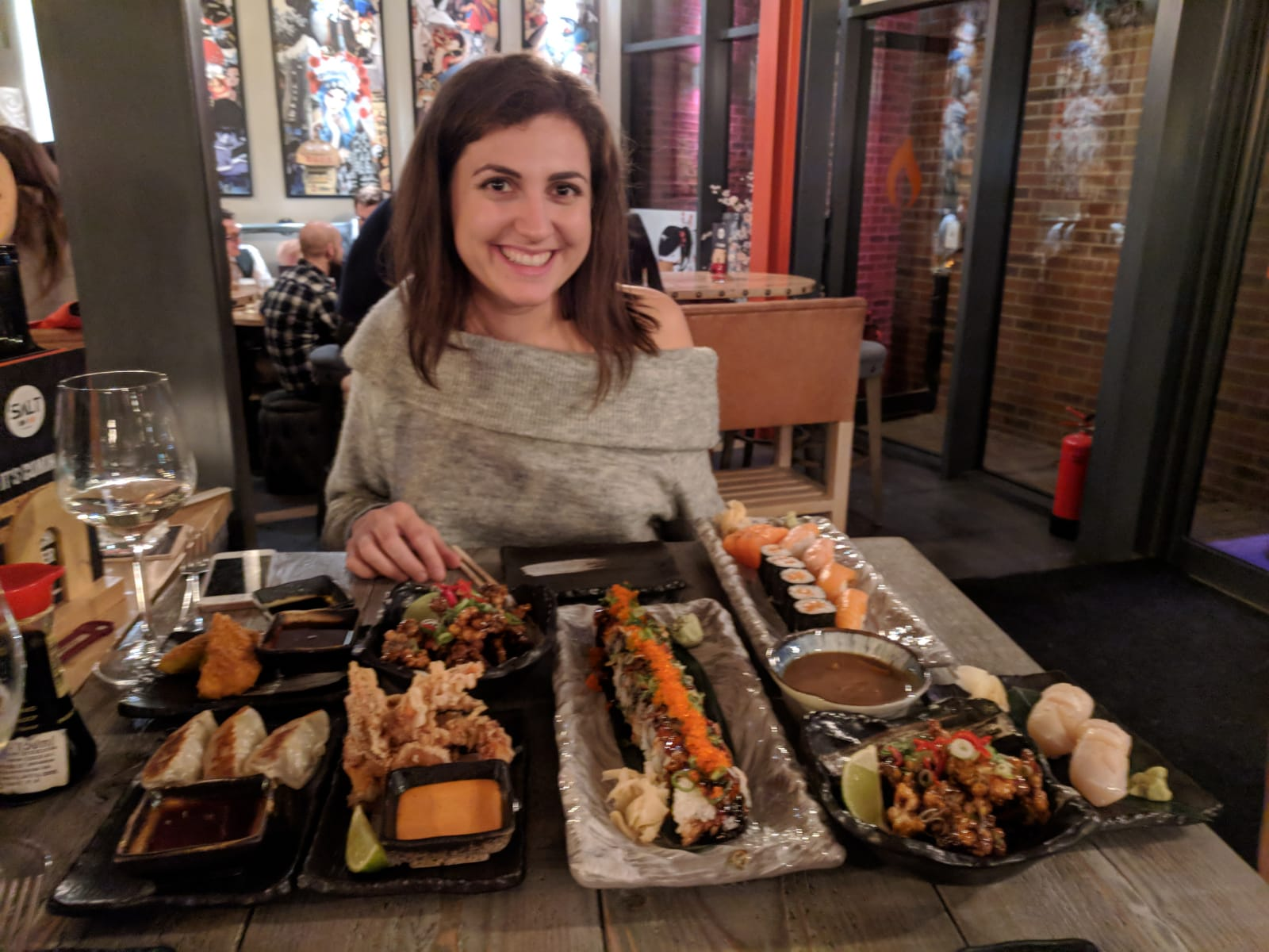 A Hunt for the Best Sushi in Leeds
