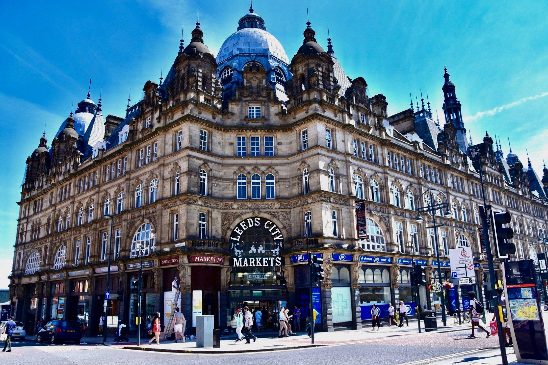 5 Reasons To Love Leeds Market