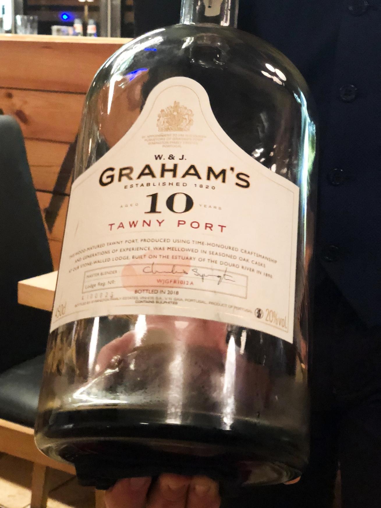 Somme Graham's Port