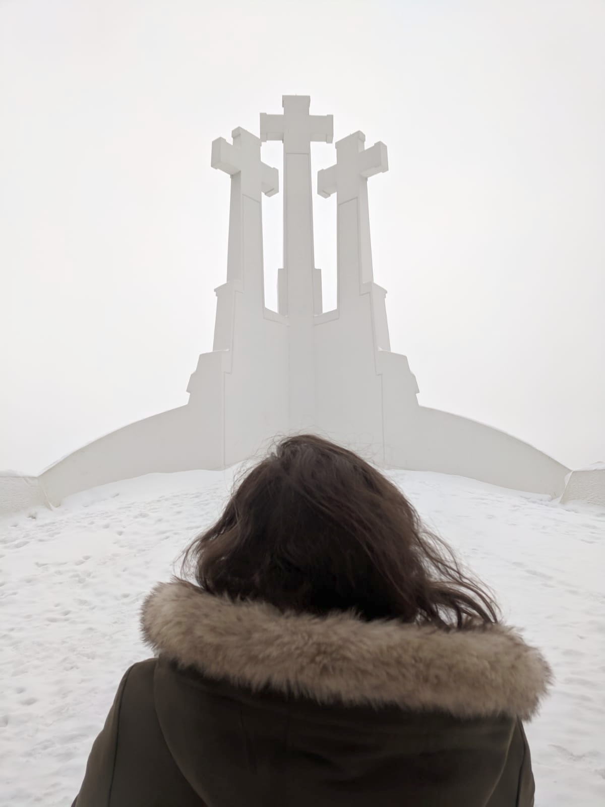 vilnius hill of three crosses