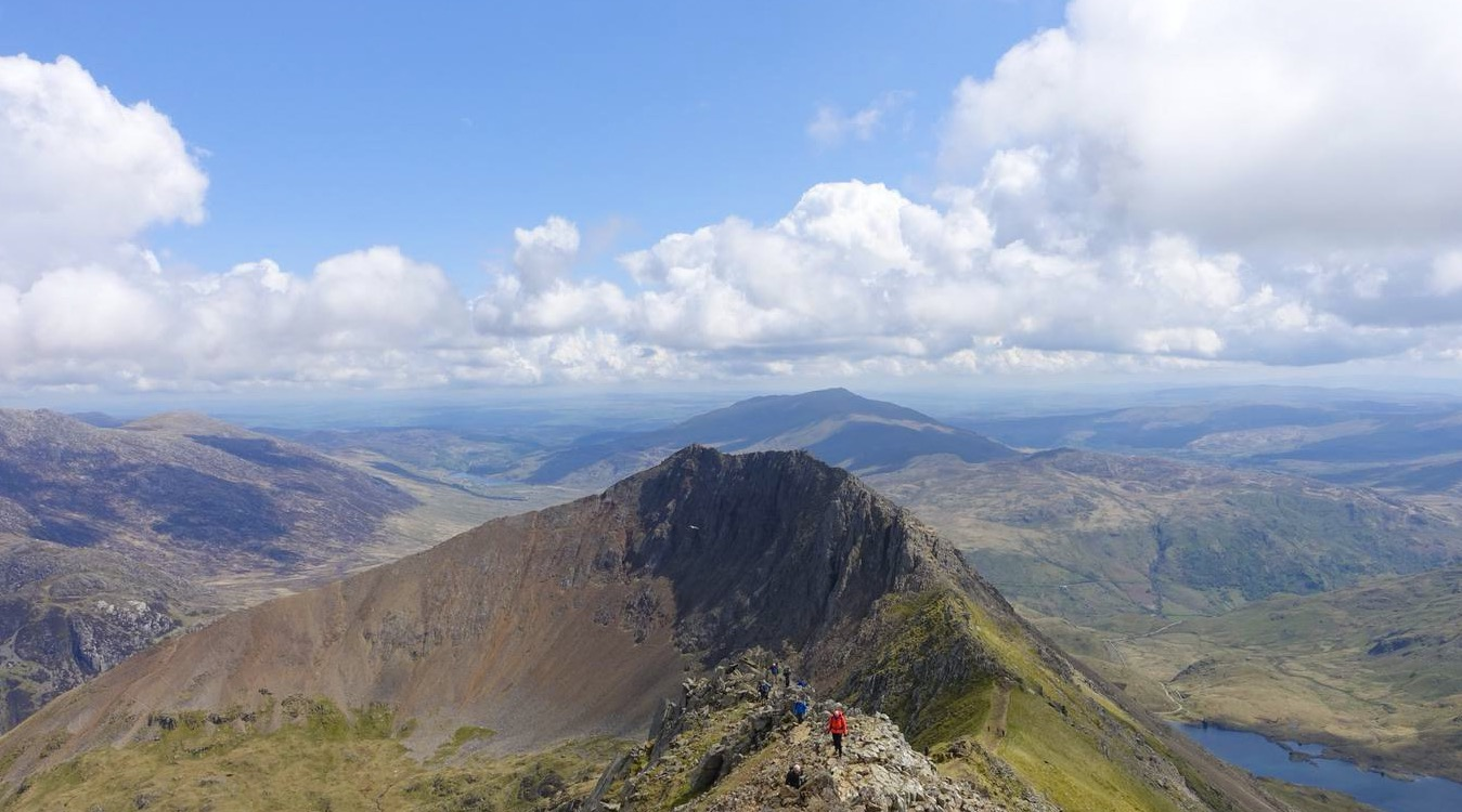 Crib Goch and Snowdon: Where to Stay, What to Expect, Where to Eat