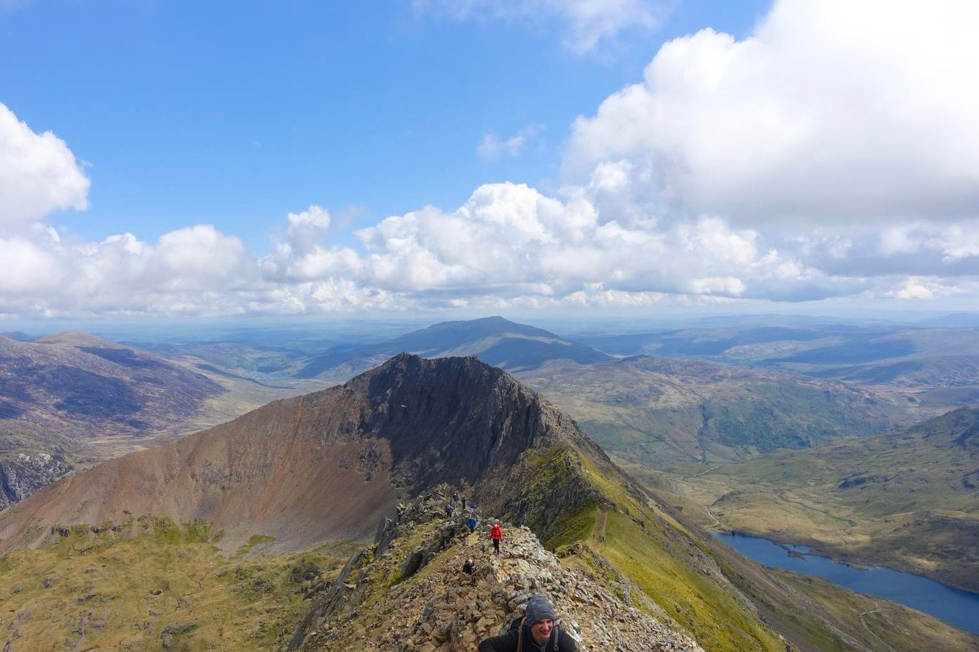Ultimate Guide to the Crib Goch Route Up Snowdon