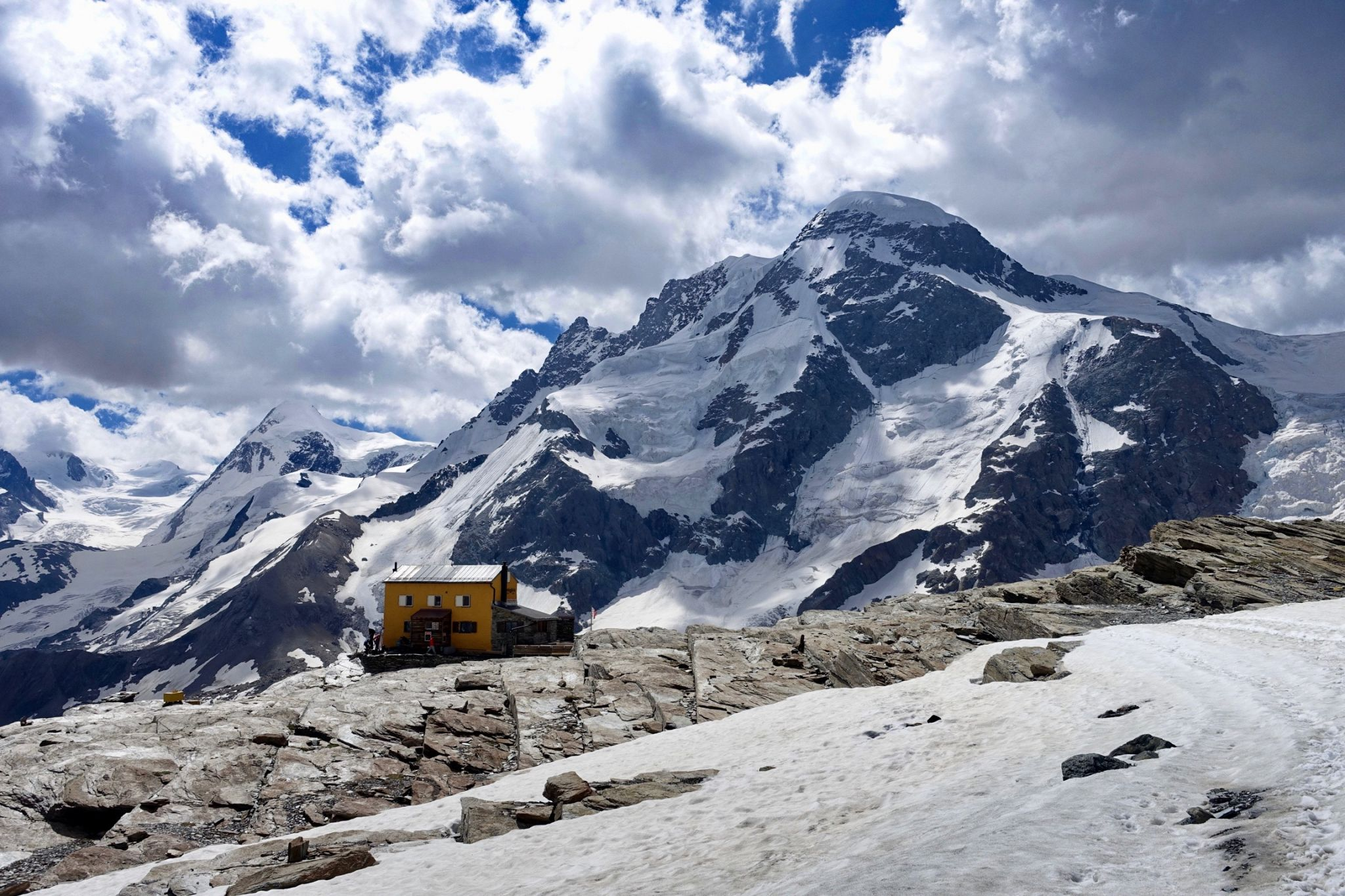 Mountain Huts: What To Expect and How to Survive