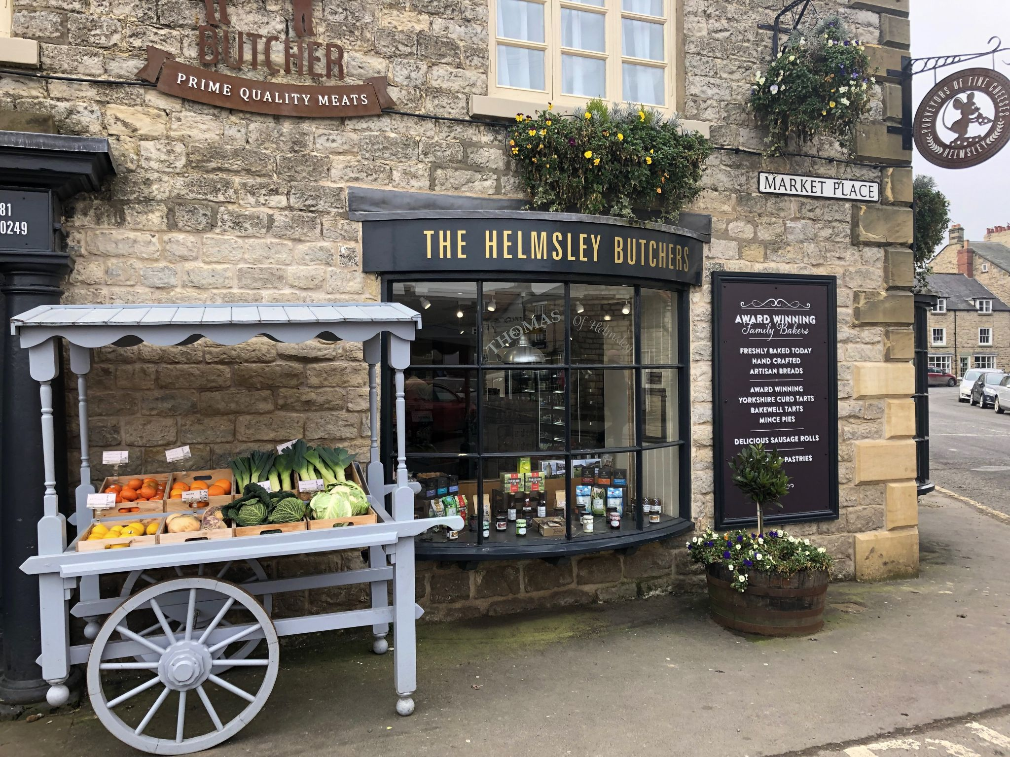 Things To Do In And Around Helmsley, North Yorkshire