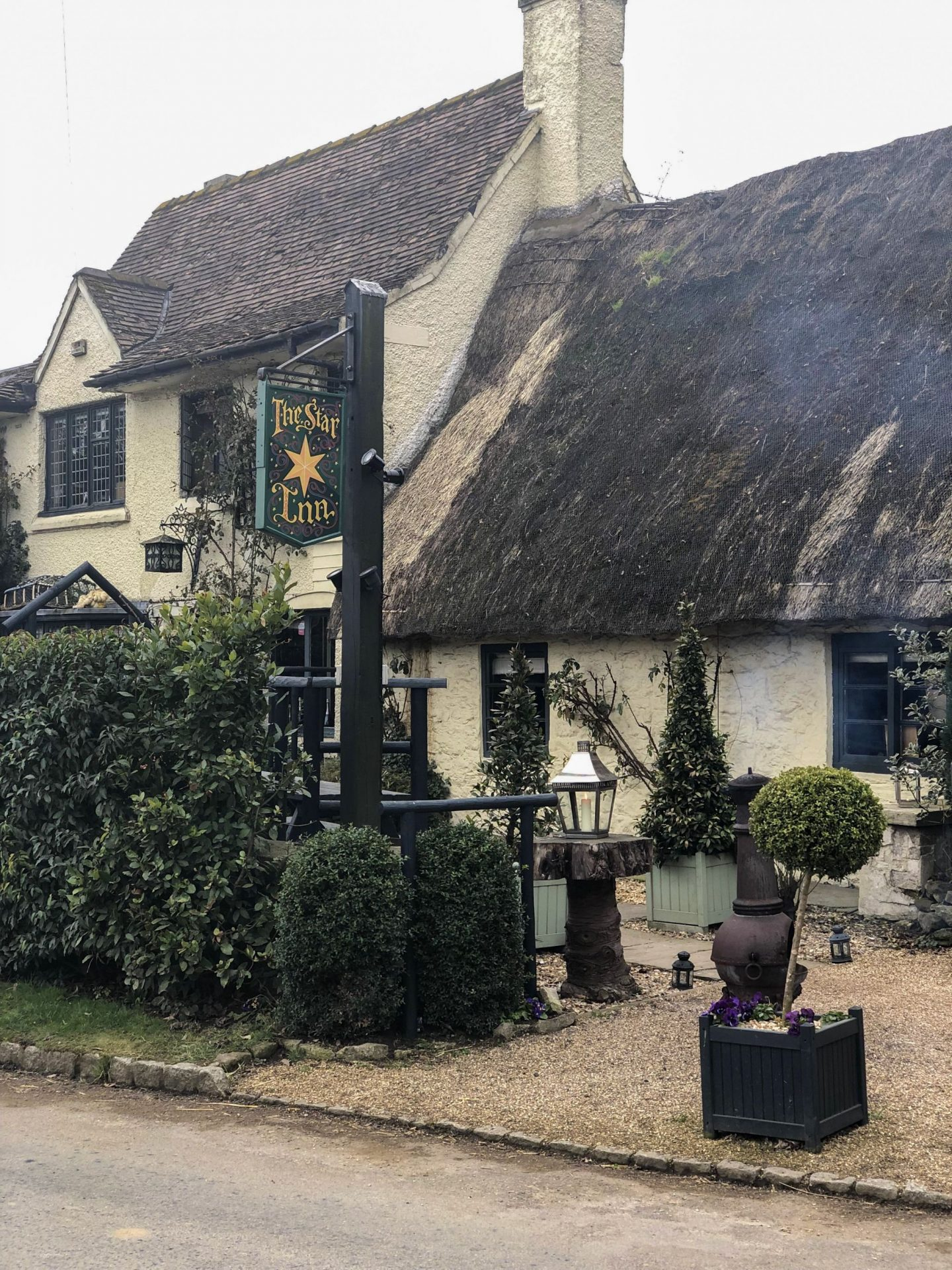 The Star Inn, Harome. Things to do Helmsley.