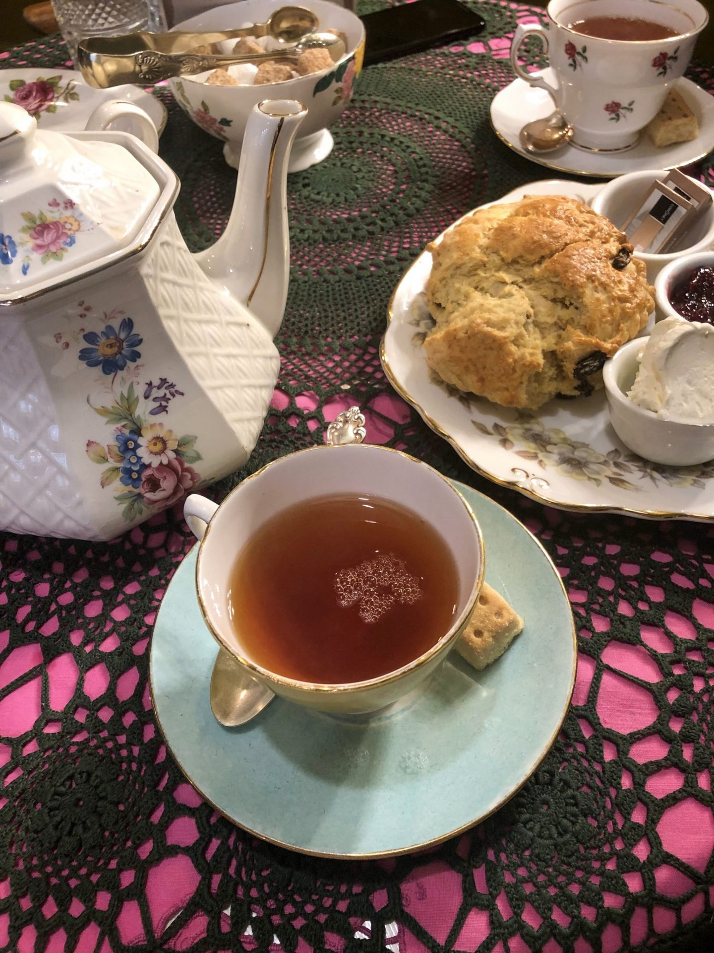 dotty's vintage tea room in Staithes - things to do near Helmsley