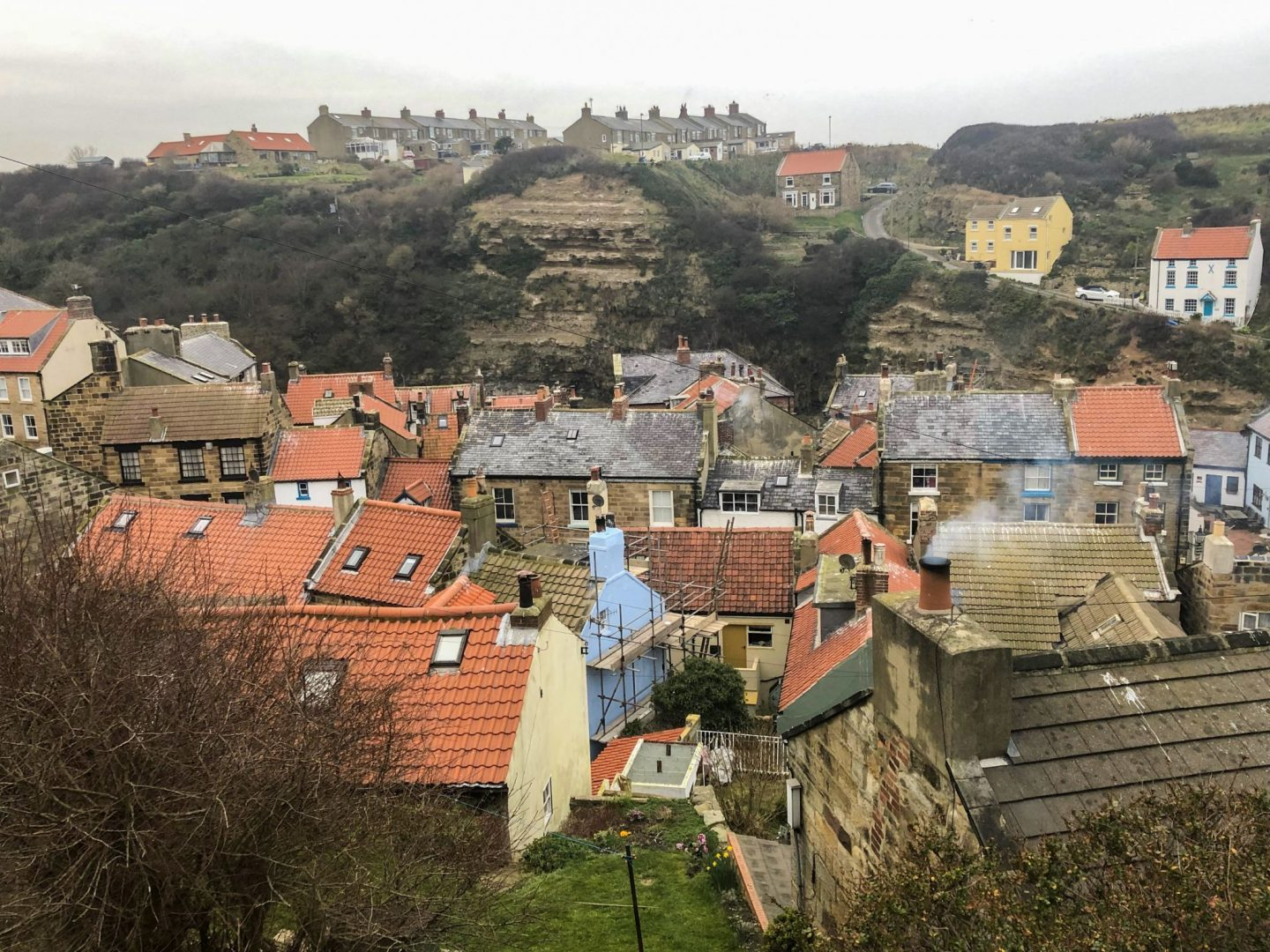 Staithes near Helmsley