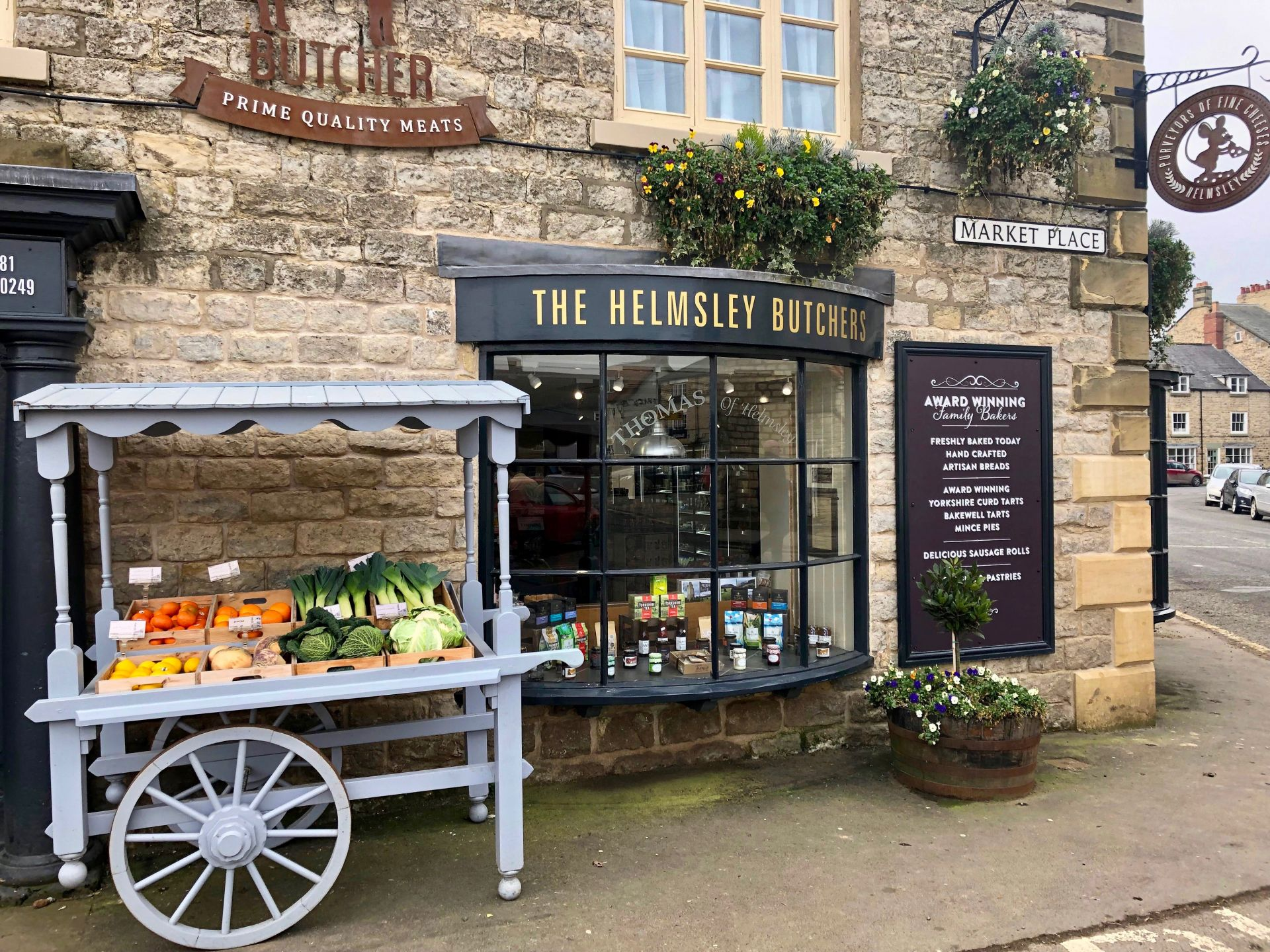 Things To Do In Helmsley, North Yorkshire