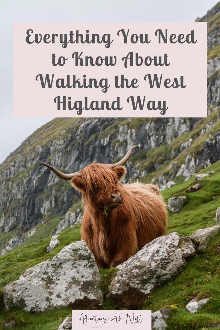 Everything you need to know about planning, booking and walking the West Highland Way in Scotland. This post focuses on accomodation, which can be tricky to book on this Scottish hiking route, along with the best ways to book, when to go, and what to expect on this trek. UK travel, UK hiking trails, walking holidays, where to stay and places to stay on the West Highland Way, best B&Bs, bed and breakfasts, hotels, hostels and campsites. Tips for creating your own West Highland Way itinerary in 7 days.
