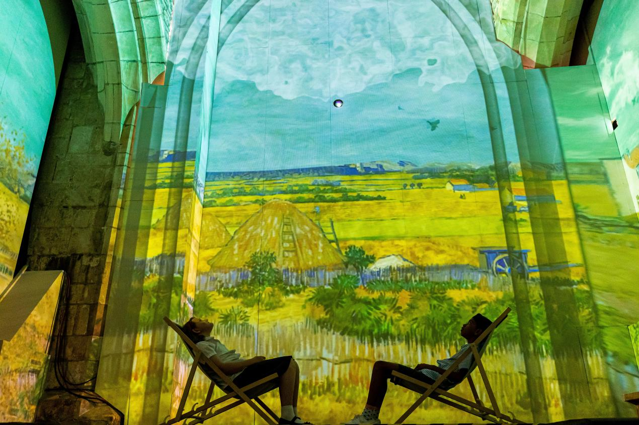Why You Should Visit the Van Gogh Immersive Experience in York