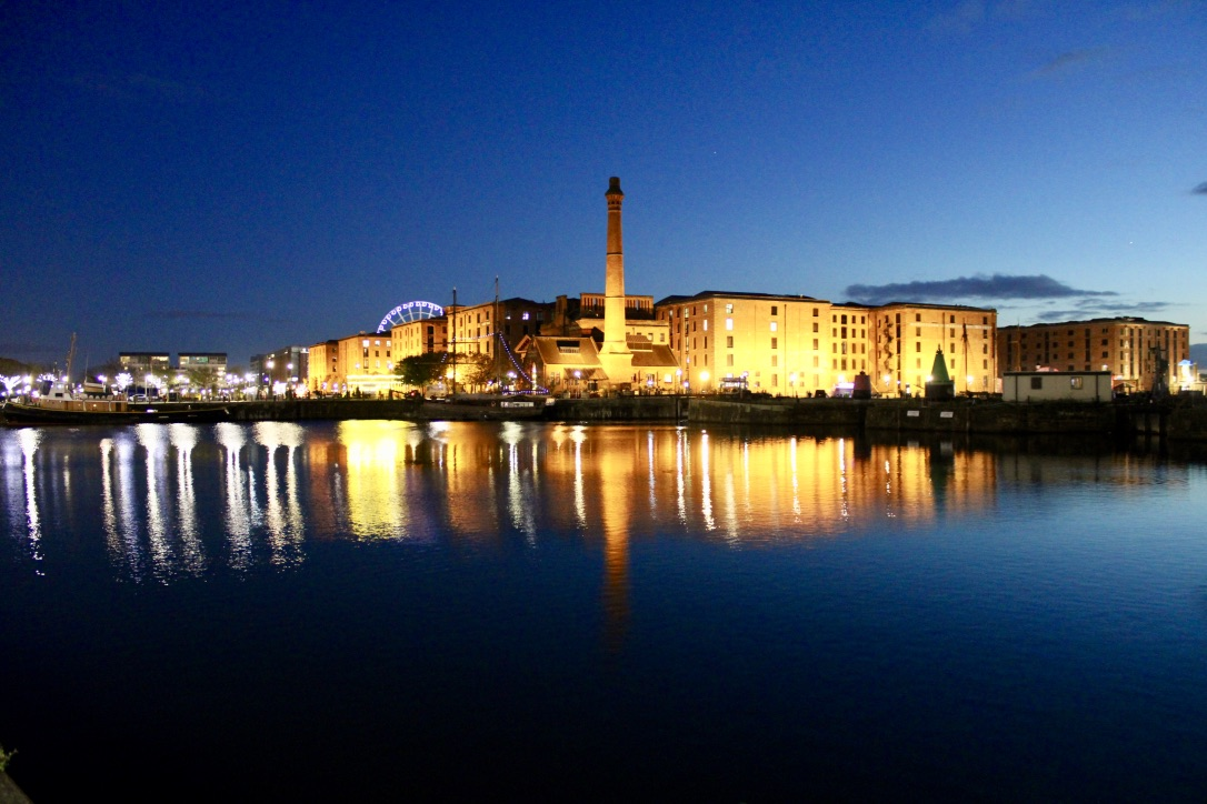 A Day Trip to Liverpool With National Express