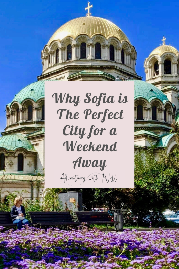 Can't decide where to go for your next city break? Sofia, Bulgaria, is perfect for a relaxing weekend away in summer. Eastern European travel, backpacking Europe, travel inspiration, budget travel, things to do in Sofia, relaxing cities, beautiful cities, Balkans, Europe trip itinerary.