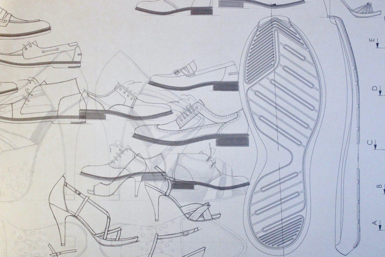 Swanky mint hostel zagreb review: shoe wallpaper