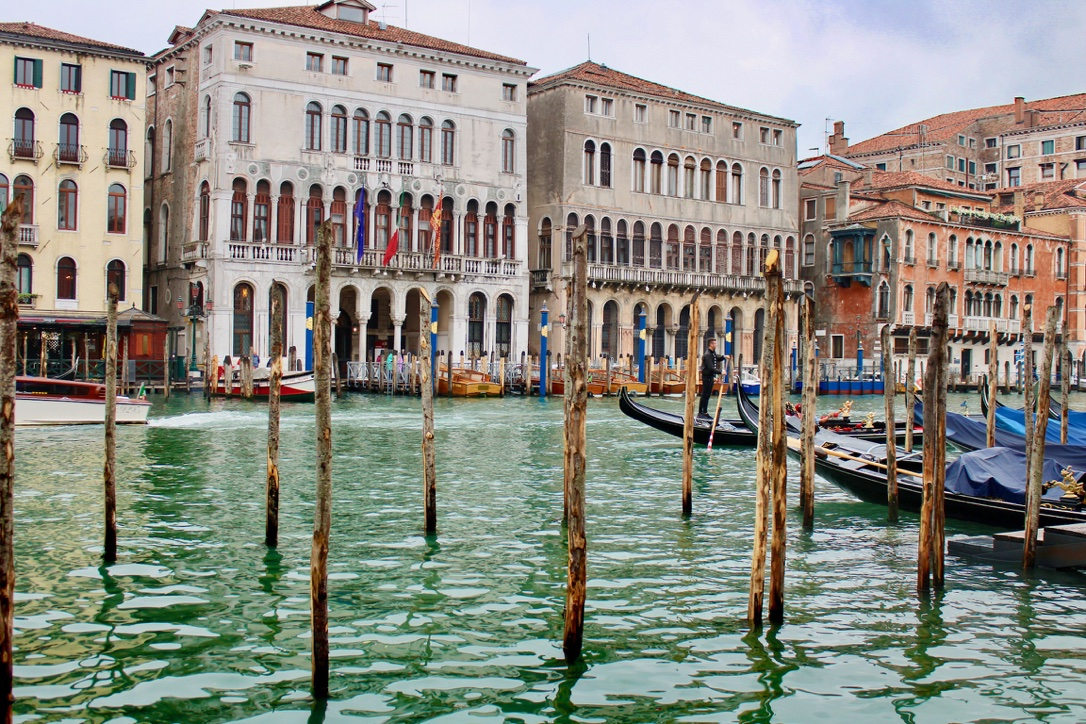 Falling in Love With Venice