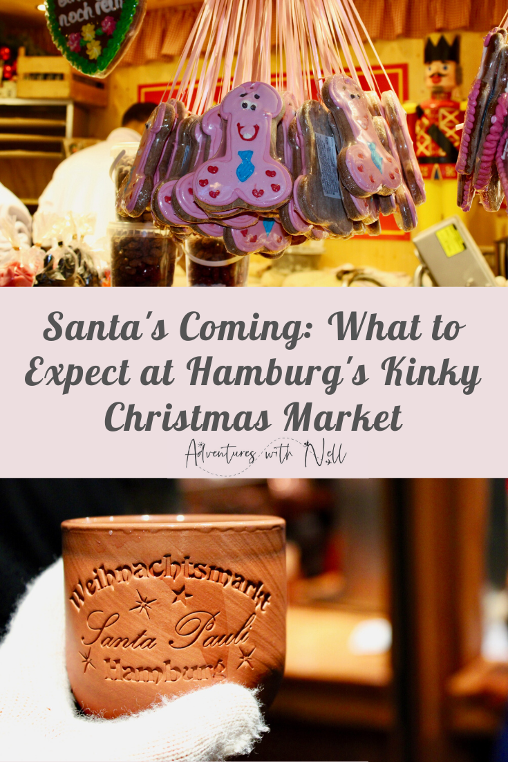 What to expect at the Santa Pauli Christmas market in Hamburg, also known as the St Pauli or Reeperbahn Christmas Market. Hamburg Christmas markets, best German markets in Europe, winter travel, Germany, city break, destination guide.