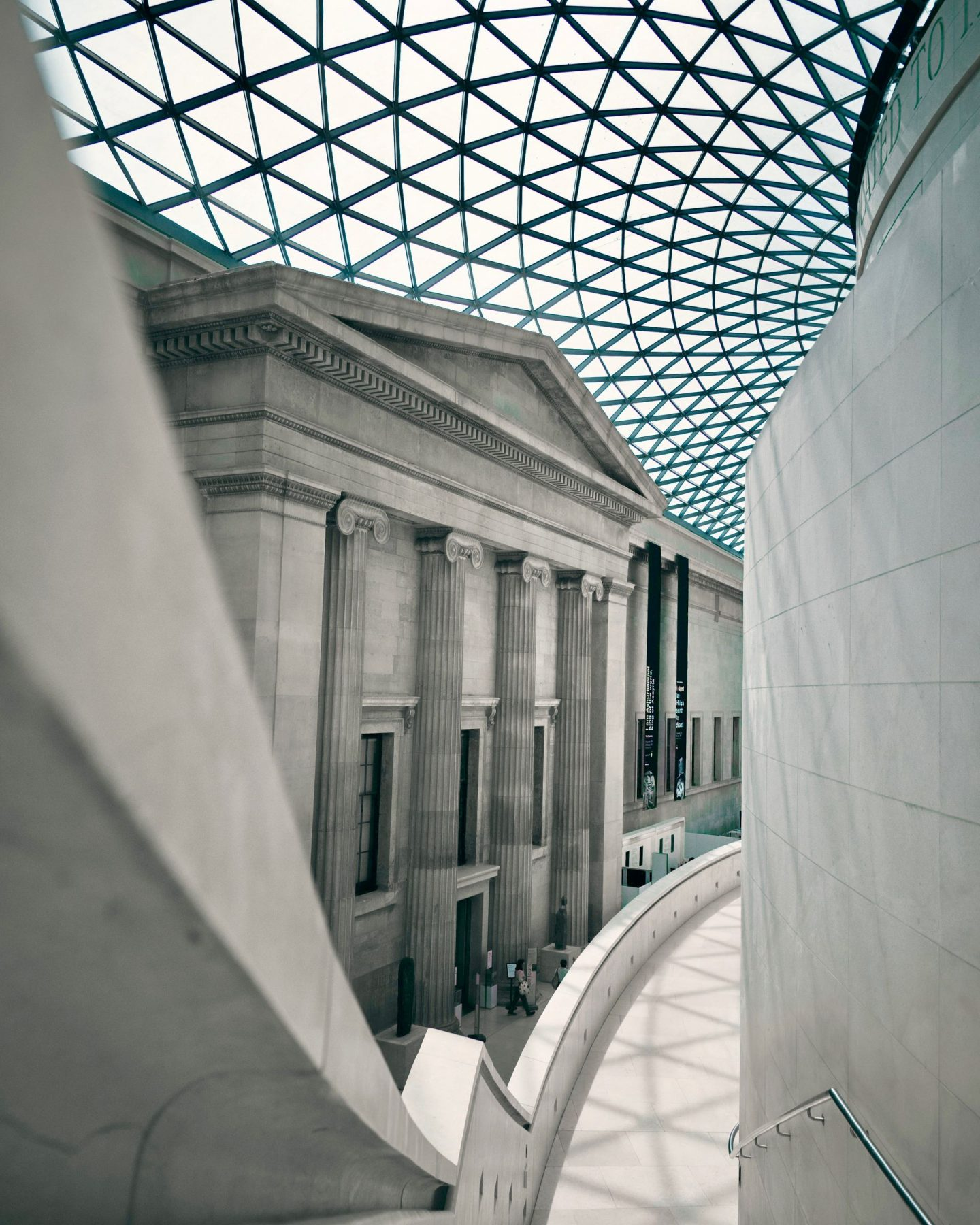 virtual travel experiences: inside British Museum