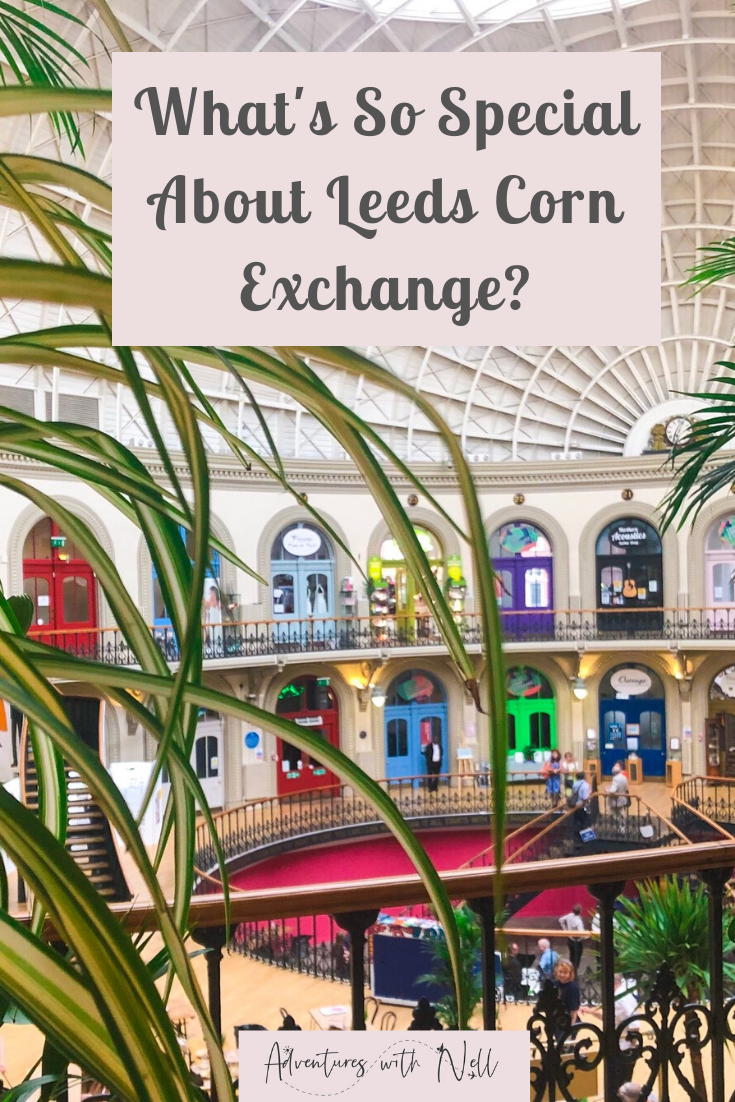 The Corn Exchange is the ultimate haven of independent shopping in Leeds. If you're looking for things to do in Leeds city centre on your weekend away, this is perfect for lovers of retail, food and drink, jewellery, architecture and history. This beautiful building is a must-see when visiting Leeds. Yorkshire, UK travel, England, North, city break, short break, clothing, gifts, boutique