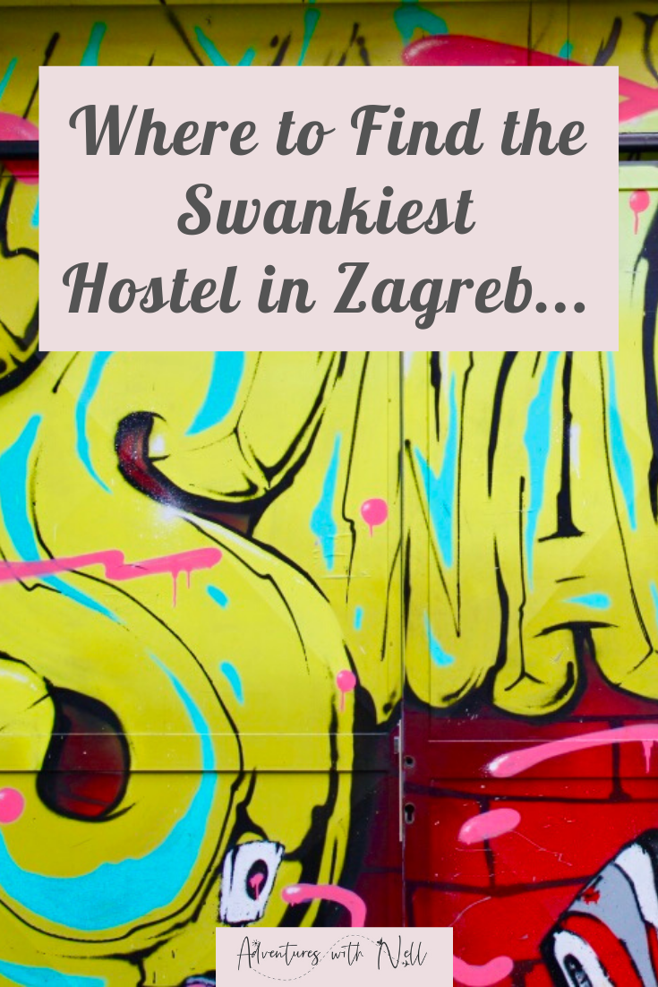 Looking for a budget hostel that offers the luxury of a hotel, right in the centre of Zagreb? Swanky Mint Hostel is great for budget travellers, but with it's beautiful bar and swimming pool offers something a little different. Zagreb accommodation, places to stay, where to stay, hostels in Zagreb, city guide, destination guide, Europe backpacking