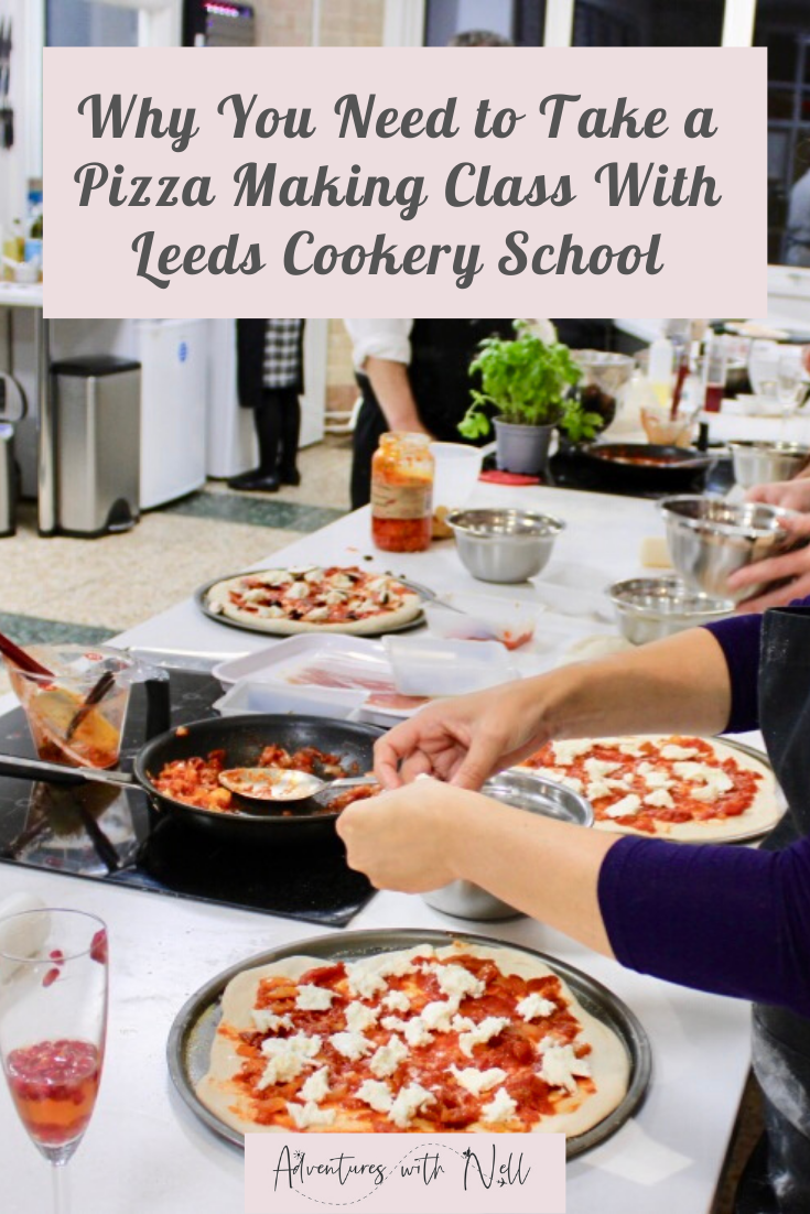 If you're looking for foodie experiences and things to do in Leeds, why not take a pizza making cooking class with Leeds cookery school? Yorkshire, UK travel ideas, foodie travel, cities in England