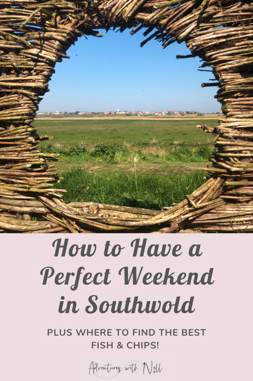 Looking for things to do in Southwold? This guide will help you have the perfect weekend in this quaint Suffolk town. Explore Southwold pier, enjoy a pint of Adnams in the pub and eat the best fish and chips in Southwold. UK travel, British seaside, travel inspiration